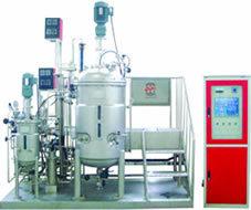 Eastbio® Serbatoio mescolato meccanico del fermentatore dell'acciaio inossidabile della scala pilota di serie di Gujt