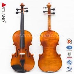Qualidade elevada Solidwood mão fez Violino Avançado (AV100)