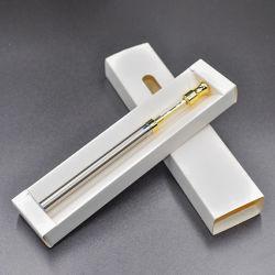 Comercio al por mayor costumbre de embalajes de cartón pluma estilográfica Vape Caja de regalo