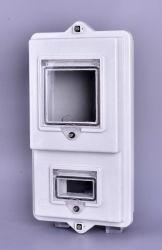 El modelo LR-1p1m002 1 Fase 1 Unidad de caja del medidor de energía materiales SMC.