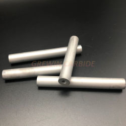 Gw-Karbid - Hartmetall-runder Stab und Rod mit zwei Torsion-Löchern/rundem Stab zum Durchlöchern