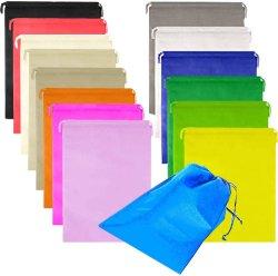 Curso de tecido Non-Woven Equipamento Bag Sacos Non-Woven reutilizáveis de tamanho personalizado