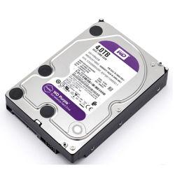 Festplattenlaufwerkpurpurroter HDD Special für des Zoll SATA der Sicherheits-DVR NVR Wd40purx 4tb Festplattenlaufwerk-3.5
