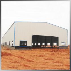 تصميم مخصص منخفض التكلفة تصميم صناعي بوابة مغلفنة ثقيلة هيكل الصلب