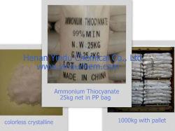 Thiocyanate d'ammonium 99 %, 98 %