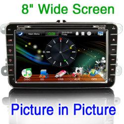 8. Проигрыватель DVD с помощью GPS DVB-T для Vw (ES968V)