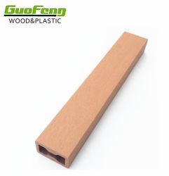 Kunststoff Holzbalken außen Wandverkleidung Garten WPC Board