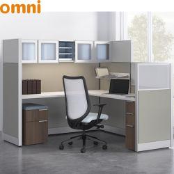 ODM/OEM Aluminiumprofil-Partition-einzelner Büro-Computer-Arbeitsplatz-Zelle-Schreibtisch