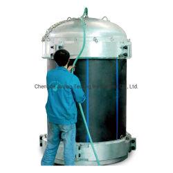 أغطية من الخارج وتجهيزات اختبار الأنابيب البلاستيكية