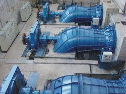 관 Turbine, Hydro Power Project를 위한 Adjustable Blades Tubular Turbine