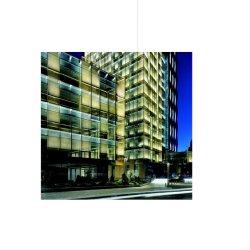 Высококачественное стекло наружной стены для офисного здания наружной стены