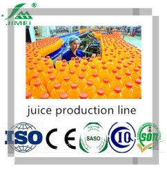 Boissons de jus de fruits frais usine de transformation de la ligne de production de ligne