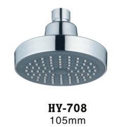 Hy-708 petit rond de précipitations à fonction unique Haut de la tuyère d'une douche de frais généraux