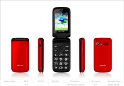 De Telefoon van de Cel van de Telefoon 2.4inch van de tik 4G, cellulaire GSM WCDMA van de Telefoon Telefoon Lte