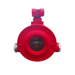 OilおよびGas PlantのIP66 IP67 Explosionproof 24V Uvir Flame Fire Detector