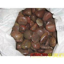 حجر الحصى، حجر القشرة الأحمر (XMJ-PB02)