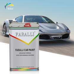 Pintura de pintura por spray automático Meklon para carro Ferrari 2K acabamento FP-208 2K PINTURA Azul avermelhada azul