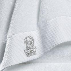 Китай заводской оптовой роскошный 5-звездочный отель полотенца, роскошный отель стороны ванной полотенца с логотипом