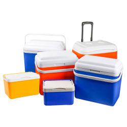 Fabricant personnalisables 6L 10L 12L 20L 26L Camping Mini Portable le plastique du boîtier de refroidisseur