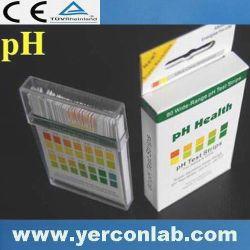 pH-Prüfungs-Streifen-Cer ISO13485 FDA