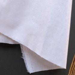 Forro de tecido à prova de pó de 100% algodão com revestimento fusível