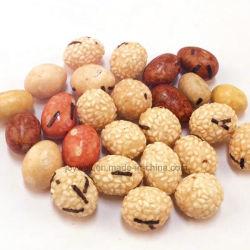 La nutrición de cacahuetes recubiertos de sésamo bocadillos de embalaje distribuidor OEM