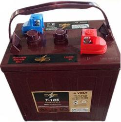 Tiefe Schleife-Röhrenbatterie des Trojan-T105 6V 225ah