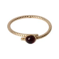 2018 bracelete de ouro mais populares de joalharia com Rubine