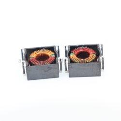 Inductores de potencia del chip de alambre de cobre de modo común el inductor