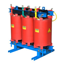 Ahorro de energía 6.6kv 10kv 22kv 33kv 35kv a 0.4kv resina fundida Transformador tipo seco Transformador de Distribución para proyectos de ingeniería eléctrica
