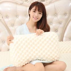 女性鉱泉の枕のための以上92%の内容が付いている自然な乳液の枕はダニを防ぎ、細菌を禁じることができる