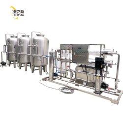 Agua potable el tratamiento de agua