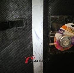 Material refletivo Manta em VD abrange a protecção exterior das tampas do carro
