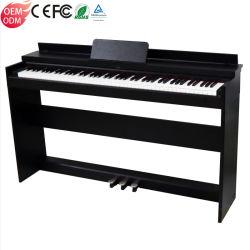 88 Digitale Piano van het Toetsenbord van MIDI van de Actie van de Hamer van sleutels de Elektronische Gewogen