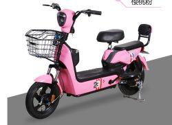 Bewegungselektrisches Fahrrad China-500W mit 60V 12ah Batterie