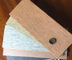 Imprägniern/feuchtigkeitsfestes ästhetisches neues Holz-Plastikumweltsmäßigmaterial/Fußboden