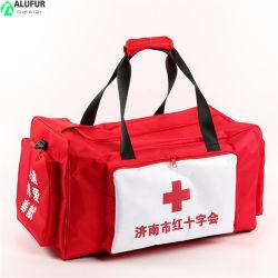 大きい容量最初キットのDuffleのダッフルバッグの救急箱の緊急時の供給は空ける