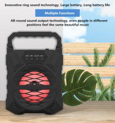 携帯用無線スピーカーハンズフリーの無線様式のステレオ音響の音楽的な電話スピーカーの小型Bluetoothのスピーカー