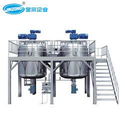 Geschirrspülmaschine Für Die Herstellung Von Flüssigmischung