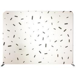 blocco per grafici di alluminio grafico dei tubi del tessuto portatile di tensionamento di 10FT che fa pubblicità al banco di mostra dei contesti