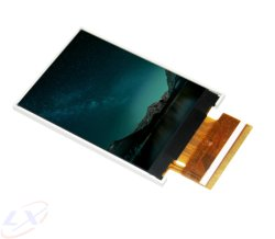 "QVGA de 2,4"" 36 pasadores LCD TFT pantalla para el consumidor, Inustry, aparato doméstico."