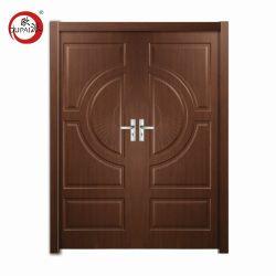 Painel 2 mais recente do produto grande oscilação de madeira MDF Luxuoso acabamento de superfície da porta do painel de madeira maciça à face