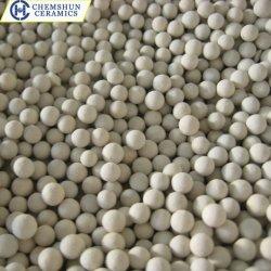Керамические оксида алюминия начинкой окатышей в качестве катализатора перевозчика валика