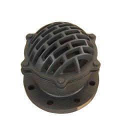 Fundición de hierro dúctil/extremo de la brida válvula de pie Válvula de retención de PVC Tubo de la Electroválvula Válvula de bola de montaje