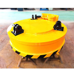 Staalplaten van de Lift van de Magneet Perman van de Plaat van het Staal van de Magneet van het Schroot Permanet van de fabriek de Automatische Cirkel Opheffende Elektro