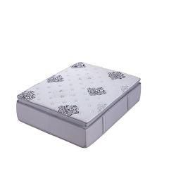 호화스러운 디자인 대나무 직물 베개 상단 포켓 봄 파이브 스타 호텔 매트리스