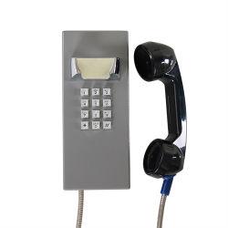الهاتف الخارجي المثبت على الحائط هاتف مصعد GSM