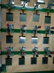 Стандартными ЖК-дисплей микросхемы привода модуля при помощи кабеля FPC