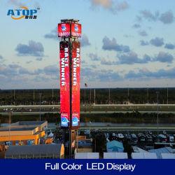 6300кд/м2 Видеостены RS232 светодиодный дисплей наружной рекламы
