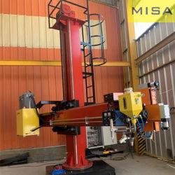 Cylinder Welding Vertical Stroke 2m Mainpulator Equipment를 위한 2m x 2m Type Column와 Boom